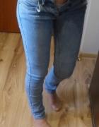 rurki jeansy cheap monday