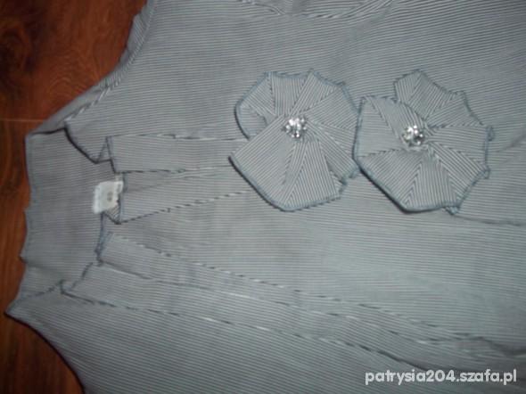 modna koszula w paski