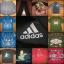 Paka ubrań dla chłopca 7 8 lat Adidas Lonsdale