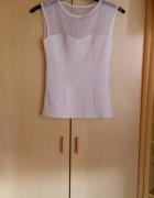 Biała bluzeczka xs