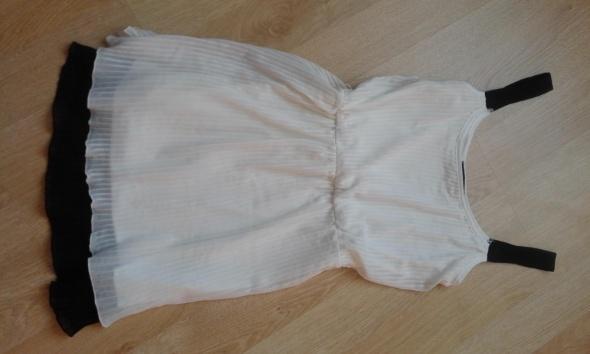 Suknie i sukienki vanila black plisowana grecka