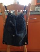 Plecak na sznurkach Jeans