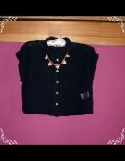 Krótka mgiełka koszula musthave oversize...