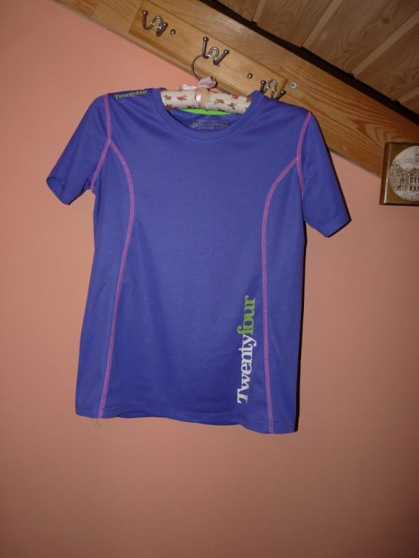 Sportowy tshirt koszulka sport fit fitness...