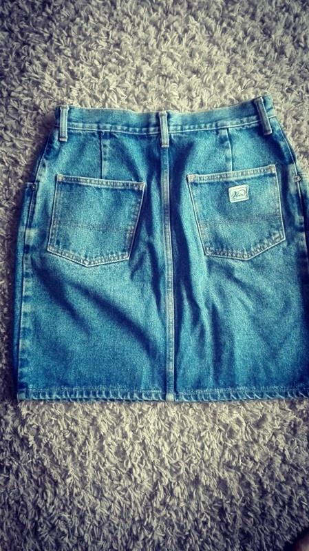 Spódnice Jeansowa spódnica S