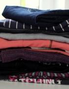 zestaw 15 ubrań jeansy sukienka mohito orsay...