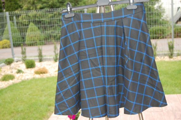 Spódnice Spódnica w kratę