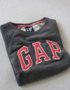 Szara bluza bawełniana Gap s...