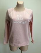 Różowa bluza Promod
