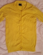Żółty sweter Cubus 36 S