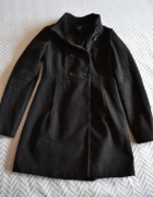 Szary płaszcz 36 Jennyfer