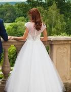 Śliczna suknia ślubna...