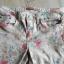 Spodnie S 36 Pull&Bear rurki skinny wąskie kwiaty