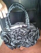Piękna oryginalna torebka w róże