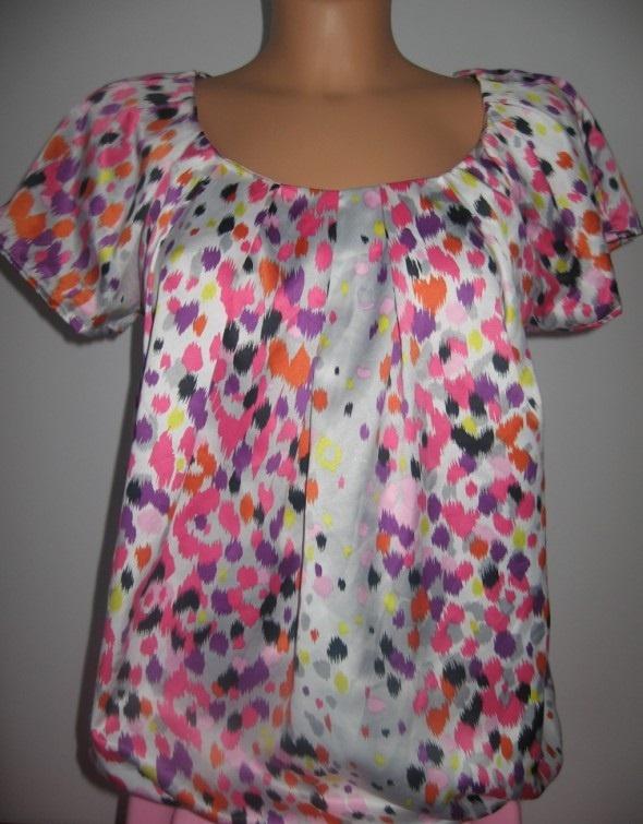 kolorowa bluzeczka Dorothy Perkins...