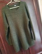 sweter khaki M...