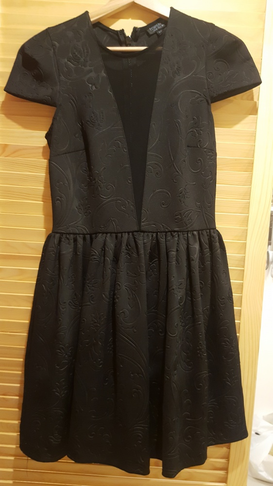 Suknie i sukienki Sukienka topshop czarna
