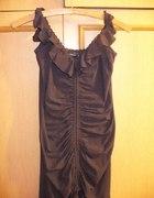 oryginalna sukienka...