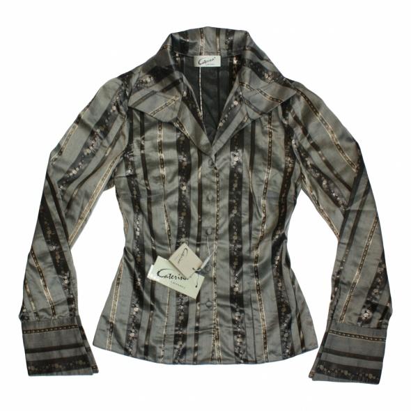 Koszula PIĘKNA TKANINA kupiona za 490zł Caterin