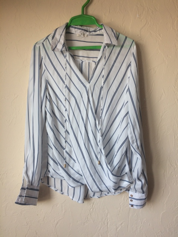 Koszule Elegancka koszula mgiełka 38