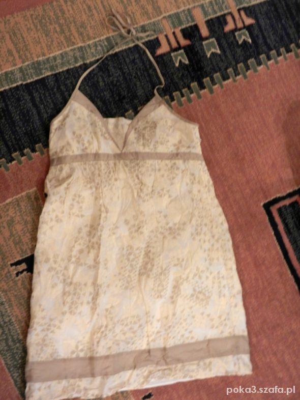 Sukienka Promod geometryczna...