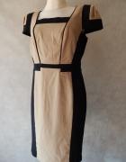 Marks&Spencer Elegancka MIDI sukienka 40 L