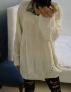 Next sweter ala wełniany mięciutki 46