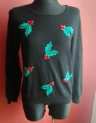 Świąteczny sweterek M
