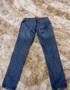 Jeansowe spodnie Lee