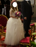 suknia ślubna XS S princessa...