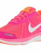 Nike buty neon dual fusion 37 różowe...