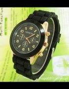 Sportowy żelowy zegarek