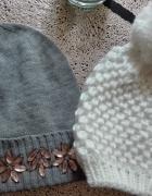 Zestaw czapek zimowych mohito 15zł szt