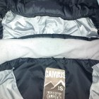 CAMPUS ciepła kurtka puchowa z kapturem zimowa