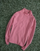 Różowa bluzka koszula xs polgolf mega