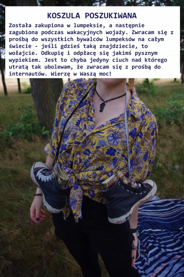 Koszula vintage...