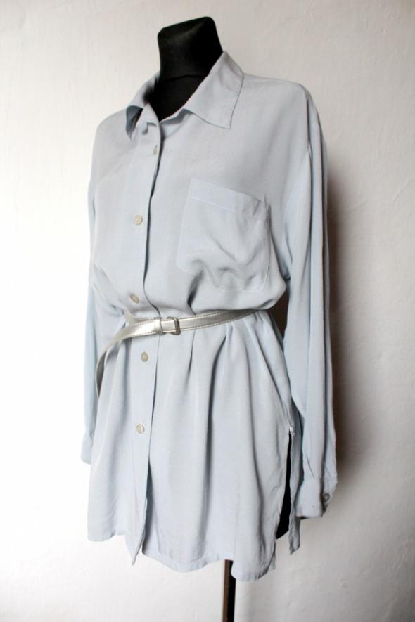 918fc3e559e374 Długa koszula sukienka szmizjerka r XS w Koszule - Szafa.pl