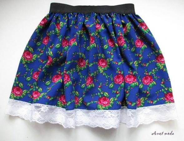 Sukienki i spódniczki Spódniczka regionalna wzory rozmiary