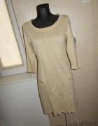 Sweterkowa sukienka F&F uk12 40...