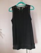 Czarna sukienka M Zara
