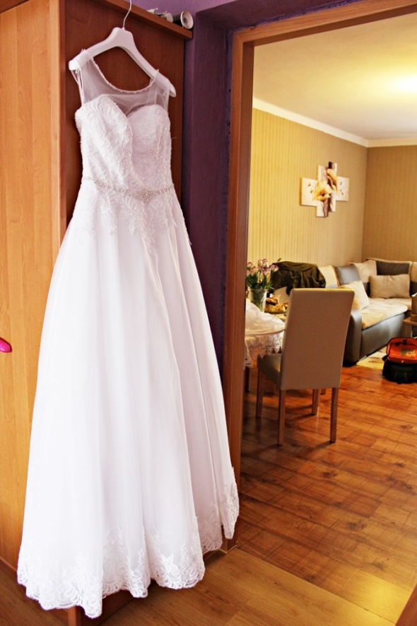 Suknia ślubna Agnes r 38 40