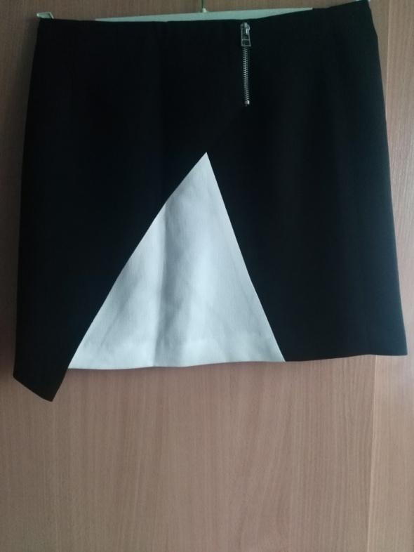 Piękna kopertowa spódnica...