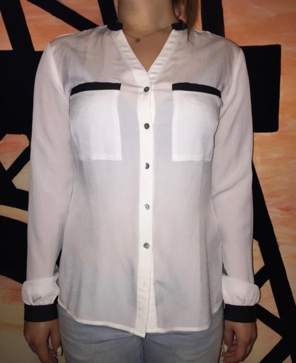 Biała koszula TOP SECRET 38...