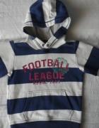 Bluza dla chłopca 110 116