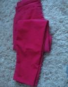 Spodnie sztruksowe różowe Gap...