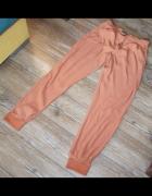 Spodnie haremki alladynki Topshop