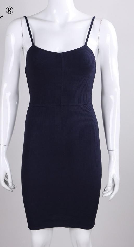 3901db01a0 nowa dopasowana sukienka tuba na ramiączka XS S w Suknie i sukienki ...