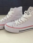Białe a la Converse 375...