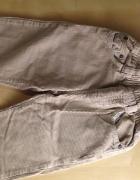 Beżowe spodnie Timberland...