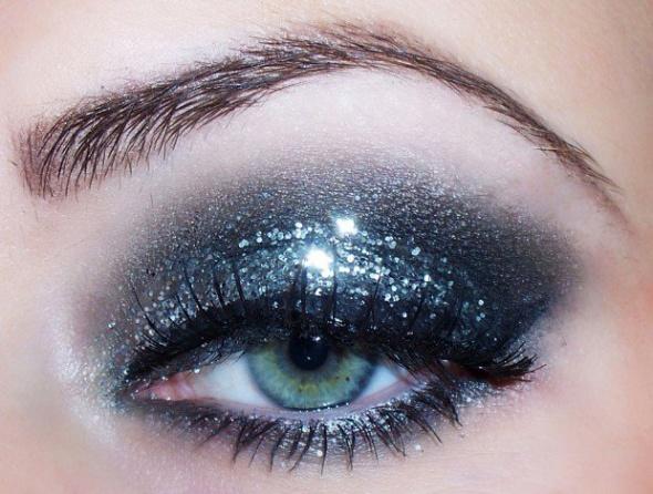 Sylwestrowe makijaże
